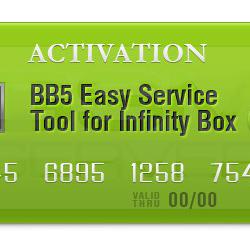 Activación BB5 Easy Service Tool para Infinity Box [BEST]