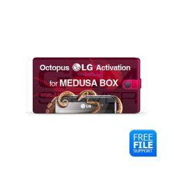 Activacion Octoplus LG para Medusa Box / Pro