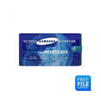 Activación Octopus Samsung para Medusa Box