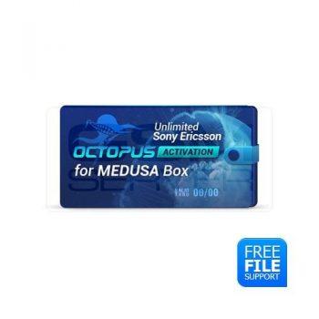 Activación Octopus Sony Ericsson y Sony para Medusa Box