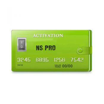 Activacion NS Pro