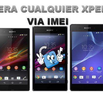 Unlock_Liberar_Sony_Xperia_por_IMEI