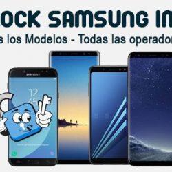 Liberar / Desbloquear Samsung Galaxy por IMEI (Cambio de Compañia)