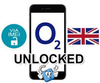 Liberar / Unlock de iPhone UK O2 por IMEI (Todos los Modelos)