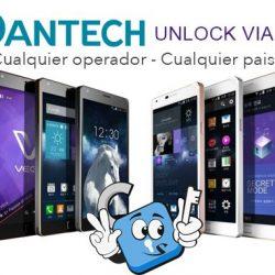 Liberar Telefonos Pantech por IMEI (Cambio de Compañia)