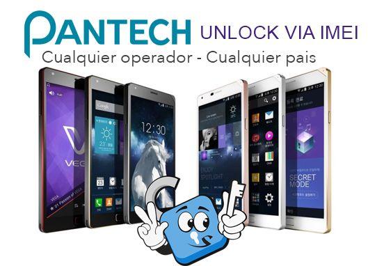 Liberar_Pantech_Android_IMEI_NCK