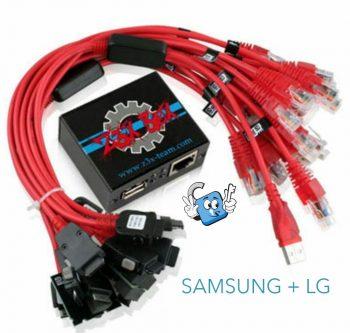 Z3X Box Samsung + LG Edition