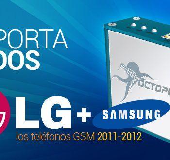 Ocopus Box para Samsung y LG