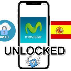 Liberar / Unlock de iPhone España Movistar por IMEI (Todos los Modelos)