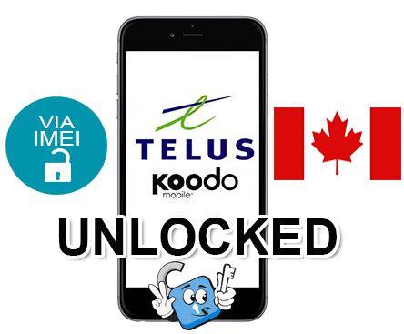iPhone_Telus_KOODO_Canada_IMEI