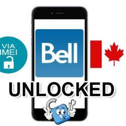 Liberar / Unlock de iPhone Canada Bell & Virgin por IMEI (Todos los Modelos)