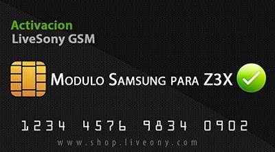 Activacion_Samsung_z3x