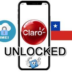 Liberar / Unlock de iPhone Chile Claro por IMEI (Todos los Modelos)