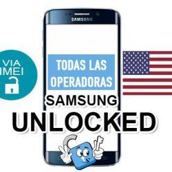 Liberar / Desbloquear Samsung Galaxy Operadoras USA por IMEI