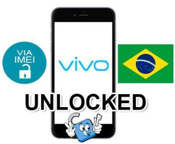 Liberar / Unlock de iPhone Brasíl Vivo por IMEI (Todos los Modelos)