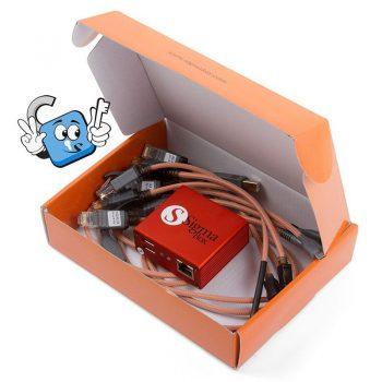Sigma Box con Cables