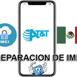 Reparacion de IMEI 2 iPhone Mexico AT&T via IMEI (Todos los Modelos)