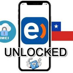 Liberar / Unlock de iPhone Chile Entel por IMEI (Todos los Modelos)