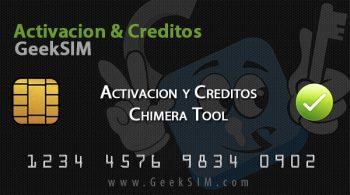 Creditos para Chimera Tool