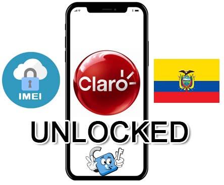 Liberar-Unlock-iPhone-Claro-Ecuador-IMEI