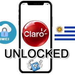 Liberar / Unlock de iPhone Uruguay Claro por IMEI (Todos los Modelos)