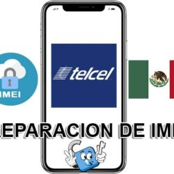 Reparacion de IMEI 2 iPhone Mexico Telcel via IMEI (Todos los Modelos)