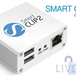 Smart Clip 2 Box con Cables y Activada