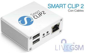 Smart Clip 2 Box con Cables y Activada