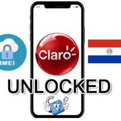 Liberar / Unlock de iPhone Paraguay Claro por IMEI (Todos los Modelos)
