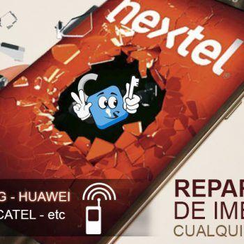 Cambiar IMEI Nextel
