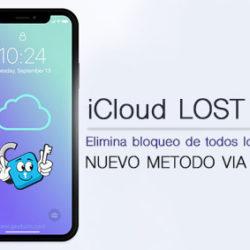 Elimina Bloqueo iCloud de iPhone (Lost y Erase Mode)