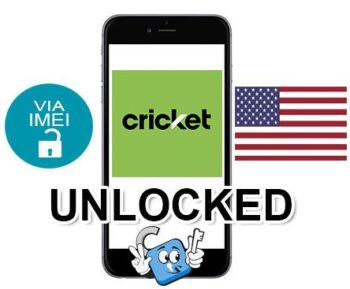 Liberar / Unlock de iPhone USA Cricket por IMEI (Todos los Modelos)