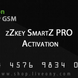 Activación SmartZ PRO para zZKey