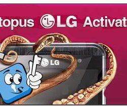 Activación LG para Octopus / Octoplus