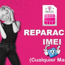 Reparacion de IMEI USA T-Mobile (Multimarca)