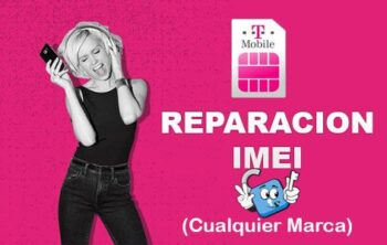 Reparacion de IMEI USA TMobile (Multimarca)
