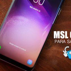 Codigo MSL para Liberar Samsung por Z3x y Octopus