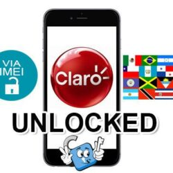 Liberar / Unlock de iPhone Claro Latino America por IMEI (Todos los Modelos)