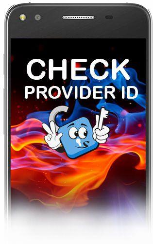 Check_Provider_ID_Alcatel