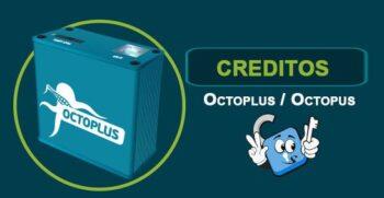 Paquete de Creditos para Octopus / Octoplus