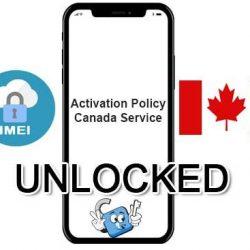 Liberar / Unlock de iPhone Canada Service por IMEI (Todos los Modelos)