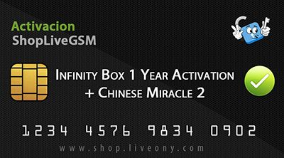 Activacion_Infinity_Miracle_1_Año