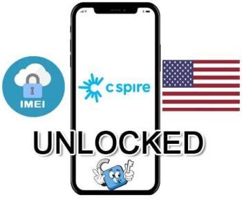 Liberar / Unlock de iPhone USA C Spire por IMEI (Todos los Modelos)