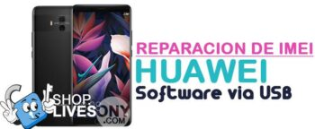 Reparacion de IMEI Huawei via USB