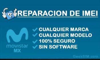 Reparacion de IMEI Mexico Movistar (Xperia, HTC, Nokia, Samsung, etc)