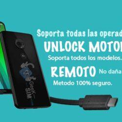 Liberar  / Unlock Motorola Remoto (Todos los Modelos y Operadoras)