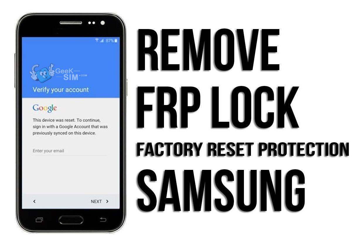 Eliminar-FRP-Samsung-Galaxy-Quita-Cuenta-Google-Samsung