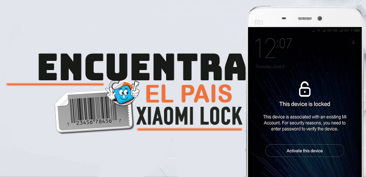 Encuentra-Pais-Xiaomi-Lock-Check-Carrier