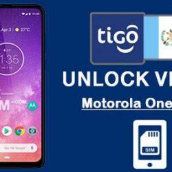 Liberar / Desbloquear Motorola One Vision Tigo Guatemala via IMEI