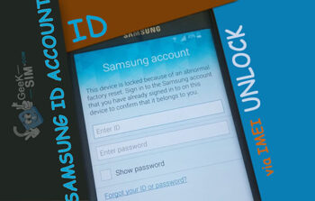 Elimina Samsung Reactivation Lock - Servicio ID Lock Removal